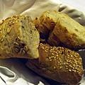 Union Bar & Grill -- 麵包籃