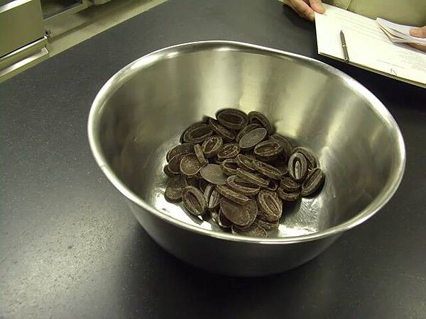 Spoon -- 64% Dark Chocolate