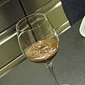 Spoon -- 把巧克力醬先置於杯底 (2)
