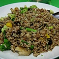 Harmony Cafe -- 露筍雜菌西蘭花糙米飯