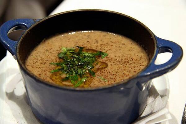 Craft -- 磨菇湯