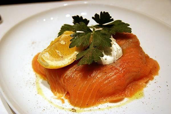 Craft -- 燻鮭魚配脆薯絲餅