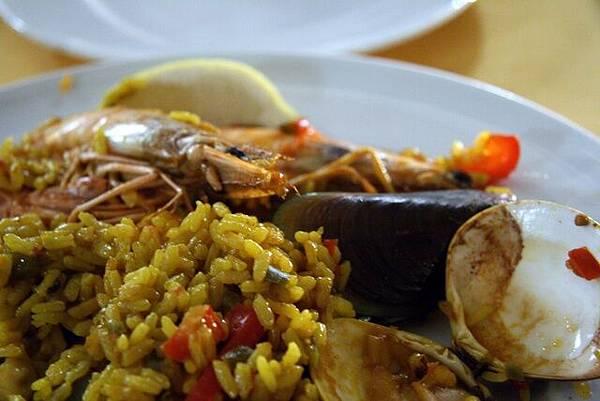 Ole -- 西班牙海鮮飯