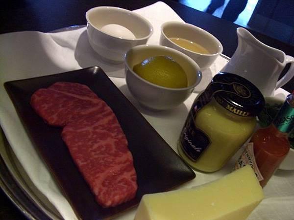 SPOON -- 意式生牛肉 (材料)