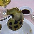 容龍海鮮酒家 -- 辣酒煮花螺 (近攝)