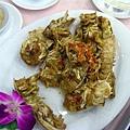 容龍海鮮酒家 -- 椒鹽蝦蛄 (瀨尿蝦)