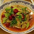 四姐川菜 -- 泡椒肥腸