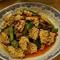四姐川菜 -- 鍋粑回鍋肉