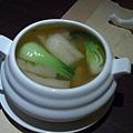 南翔饅頭店 -- 竹笙雞湯
