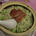 蔣家菜 -- 火腿鹹肉菜飯