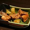 火辣醬門人 -- 小黃瓜醬豬肉 (餐前小吃)
