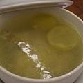 金島燕窩潮州酒家 -- 檸檬鴨湯