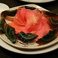 粗菜館 -- 子薑皮蛋