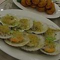 容龍海鮮酒家 -- 蒜泥蒸扇貝