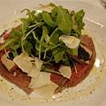 Harlan's -- 意式生牛肉配黑松露鵝肝醬 (配黑松