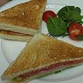 Cova -- 火腿起司三明治