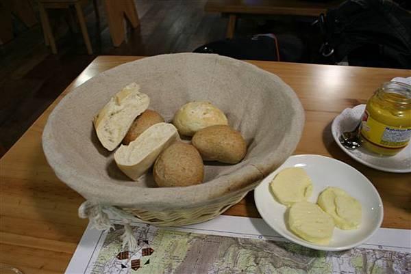 Lafuma -- 麵包籃