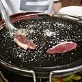 Lafuma -- 灑鹽花、烤鴨肉