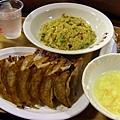 大阪王將:餃子餐