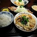 Tonkichi -- 滑蛋豬扒定食