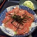 Doraya定食屋 -- 香蔥鮪魚腩飯