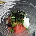 匠 -- 三色魚生納豆