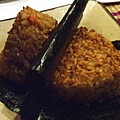南蠻亭 -- 燒明太子飯團