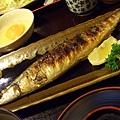 Doraya -- 鹽燒秋刀魚