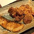和井鐵板燒專門店 -- 銀鱈魚 & 厚燒牛柳
