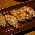 爐端燒 -- 烤雞翅