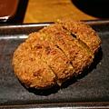 爐端燒 -- 南瓜餅