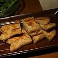 爐端燒 -- 魚餅