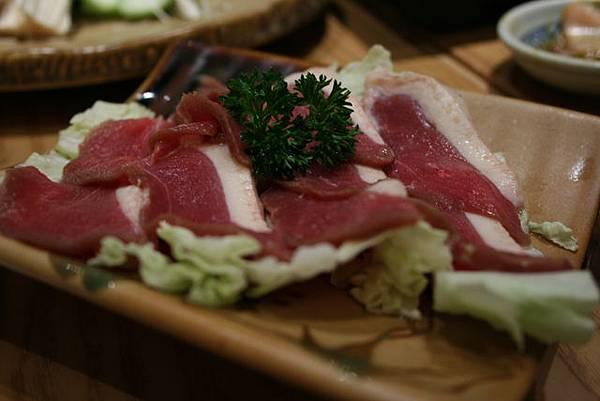 悠 -- 鴨肉