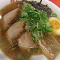 藤一番 -- 豚角煮叉燒拉麵 (醬油湯)
