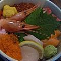 鮨松戶 -- 北海丼