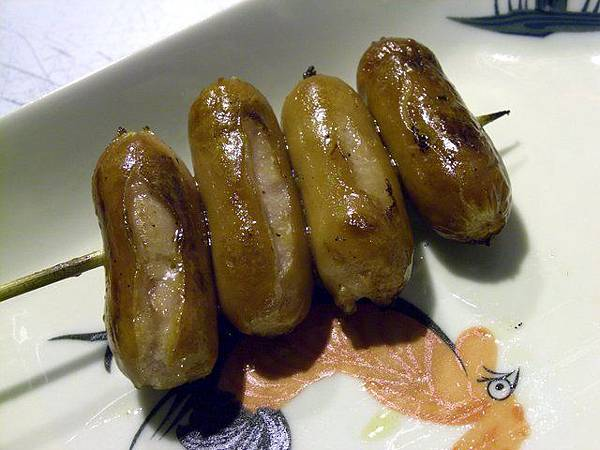 串串貢 -- 起司小香腸