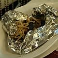 咖喱物語 -- 牛油焗什菌