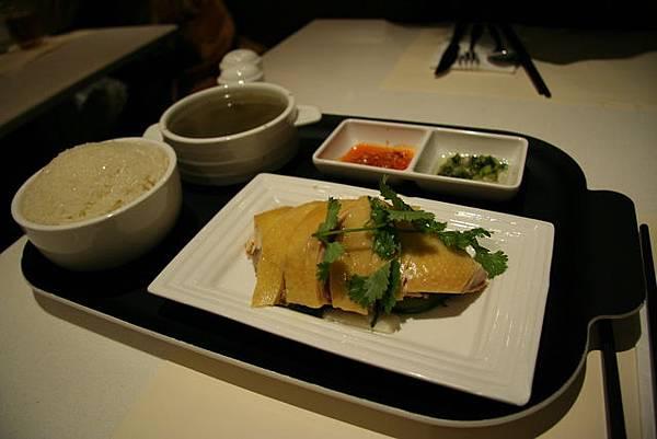 南亞餐廳 -- 海南雞飯