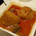 南亞餐廳 -- 咖喱羊肉飯