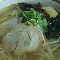 阿久根拉麵 -- 阿久根拉麵 (飛魚鹽湯)