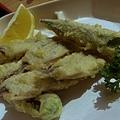 阿久根拉麵 -- 貴美奈兒魚天婦羅