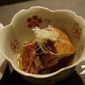 松菱 -- 前菜 (豚角煮)