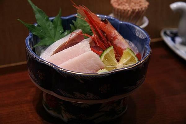 月の麗鮨旬菜 -- 懷石料理的造物