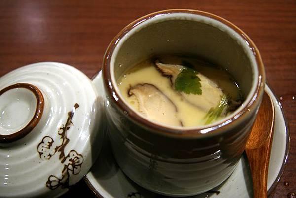 月の麗鮨旬菜 -- 茶碗蒸