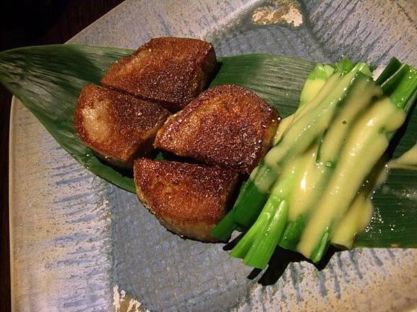 穴 -- 味噌燒牛舌