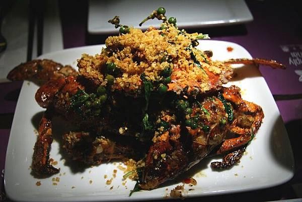 Simply Thai -- 鮮胡椒炒蟹