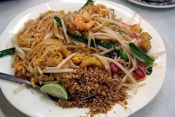 小曼谷 -- 泰式炒貴刁 (幼切河粉)