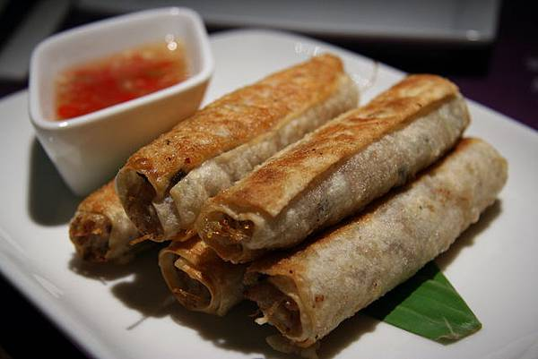 Simply Thai -- 泰式餃子煎