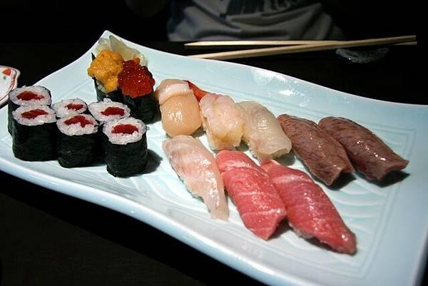 湖舟 -- 特上壽司