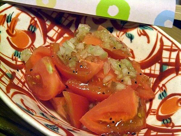 和宴 -- 和式蕃茄沙拉